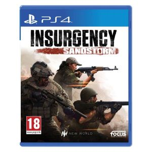 PS4: Insurgency: Sandstorm