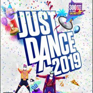 Wii U: Just Dance 2019