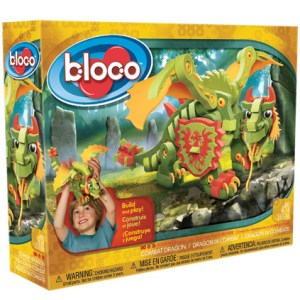 BLOCO COMBAT DRAGON