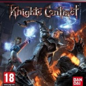 PS3: Knights Contract (käytetty)