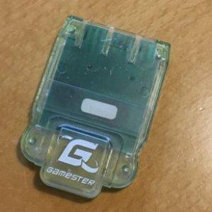 PS1: Gamestep 1mb muistikortti (Ps1) (käytetty)