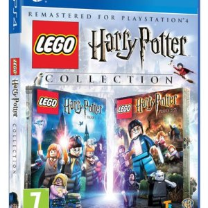 PS4: LEGO Harry Potter Collection Years 1-7