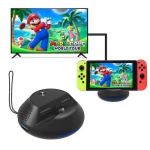 Switch: Nintendo Switch telakka kylmennyksellä