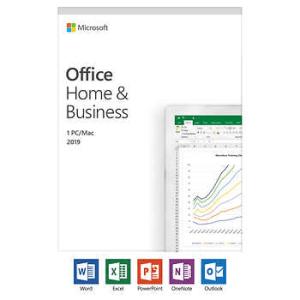 Microsoft Office Home &: Business 2019 PC (latauskoodi)