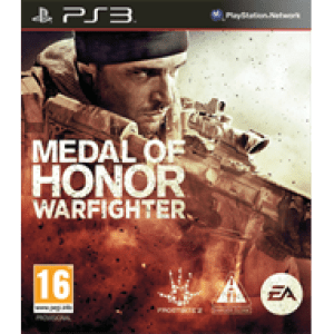 PS3: Medal Of Honor: Warfighter (käytetty)