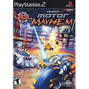 PS2: Motor mayhem (käytetty)