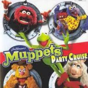 PS2: Muppets Party Cruise (käytetty)