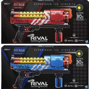 NERF - Rival Artemis XVII asst (Team Red)