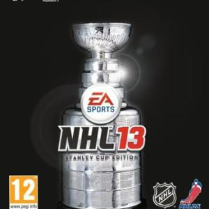 PS3: NHL 13 Stanley Cup Edition (käytetty)