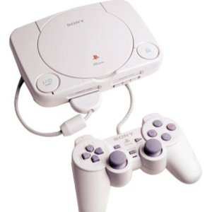PS1: PS one konsoli (käytetty)