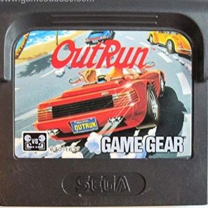 Retro: Out Run Game Gear (käytetty)