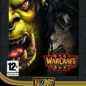 PC: Warcraft 3 Reign of Chaos (käytetty)
