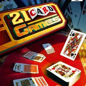 PS2: 21 Card Games (käytetty)