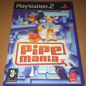 PS2: Pipe Mania (käytetty)