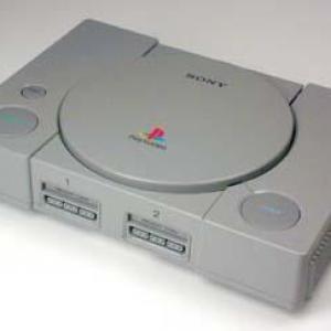 PS1: PS1 konsoli +Kaikki Tarvikkeet