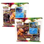 PKM - Sword & Shield 4 - 3-Pack Blister