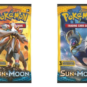 Pokemon: Sun & Moon Booster