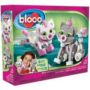 BLOCO Cat & Kitten