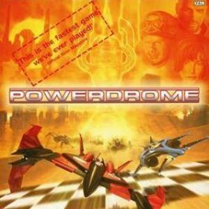 Xbox: Powerdrome (käytetty)