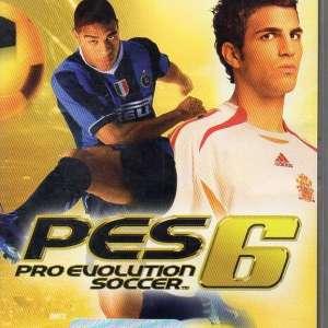 PSP: Pro Evolution Soccer 6 (käytetty)