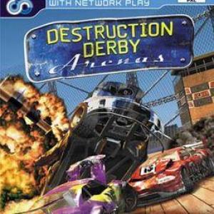 PS2: Destruction Derby Arenas (käytetty)