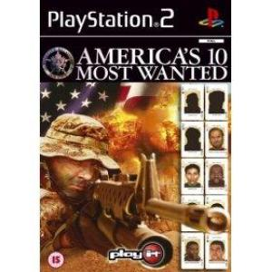 PS2: Americas 10 Most Wanted (käytetty)