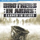 PS2: Brothers in arms: Earned in blood (käytetty)