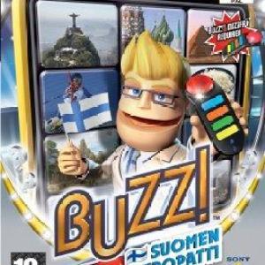 PS2: Buzz: Suomen Neropatti (käytetty)