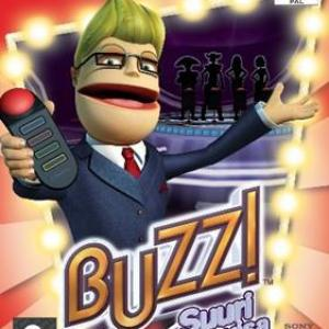PS2: Buzz Suuri Tietovisa (käytetty)