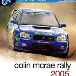 PS2: Colin McRae Rally 2005 (käytetty)