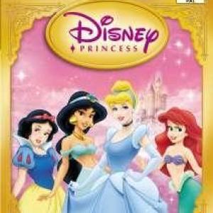 PS2: Disney Princess (suomenkieli) (käytetty)