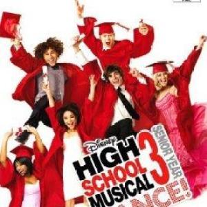 PS2: High School Musical 3 Senior Year Dance
