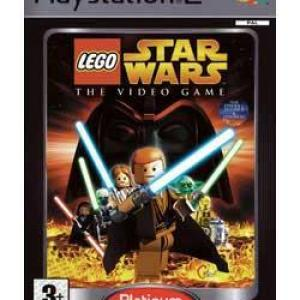 PS2: LEGO Star Wars: The Video Game (käytetty)