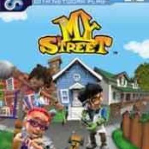 PS2: My Street  (lasten peli) (käytetty)