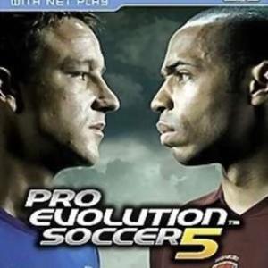PS2: Pro Evolution Soccer 5 (käytetty)