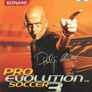 PS2: Pro Evolution Soccer 3 (käytetty)