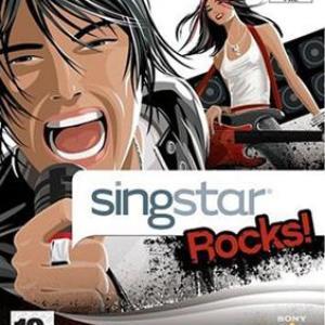PS2: Singstar Rocks! (käytetty)