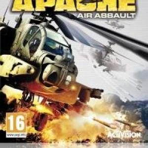 PS3: Apache Air Assault (käytetty)