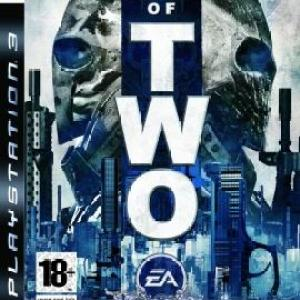 PS3: Army Of Two (käytetty)