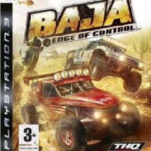 PS3: Baja Edge of Control (käytetty)