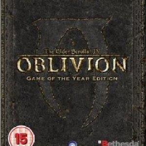 PS3: Elder Scrolls IV Oblivion GOTY (käytetty)