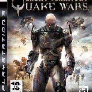 PS3: Enemy Territory: Quake Wars (käytetty)