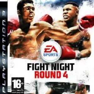 PS3: Fight Night Round 4 (käytetty)