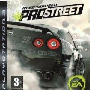 PS3: Need for Speed ProStreet (käytetty)