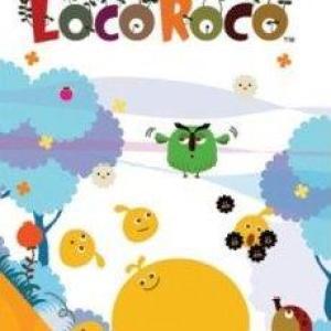 PSP: LocoRoco (Essential) (käytetty)