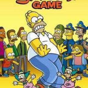 PSP: The Simpsons Game (käytetty)