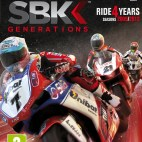 Xbox 360: SBK Generations (käytetty)