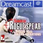 Retro: Dreamcast Rainbow Six: Rogue Spear (käytetty)