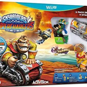 Wii U: Skylanders SuperChargers Starter Pack