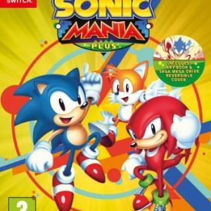 Switch: Sonic Mania Plus